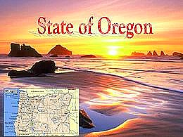 diaporama pps State of Oregon