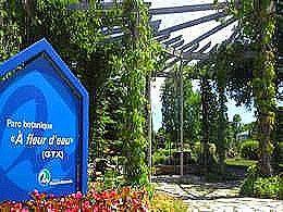 diaporama pps Parc botanique à fleur d'eau
