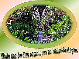 diaporama pps Parc botanique Haute Bretagne