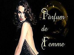 diaporama pps Parfum de femme