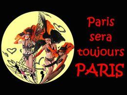 diaporama pps Paris sera toujours Paris