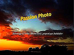 diaporama pps Passion photo