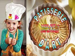 diaporama pps Patisserie d'art 1 gâteaux