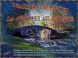 diaporama pps Paysages de France les Pyrénées Atlantiques