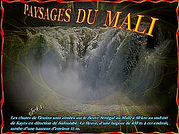 diaporama pps Paysages du Mali