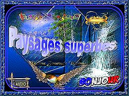 diaporama pps Paysages superbes