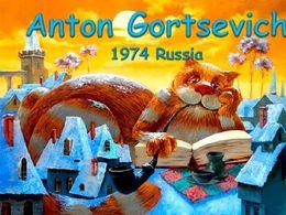 diaporama pps Peintre Anton Gortsevich