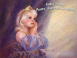 diaporama pps Peintre d'enfants Kathay Fincher