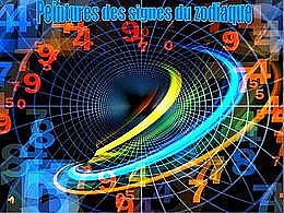 diaporama pps Peintures des signes du zodiaque 2