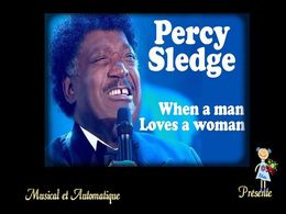 diaporama pps Percy Sledge when a man loves a woman