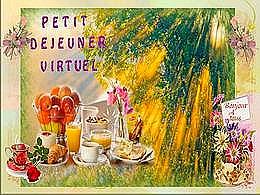 diaporama pps Petit déjeuner virtuel