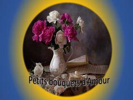 diaporama pps Petits bouquets d'amour
