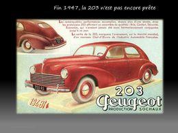 diaporama pps Peugeot 203