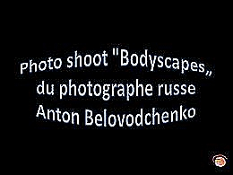 diaporama pps Photo shoot bodyscapes