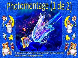diaporama pps Photomontage 1