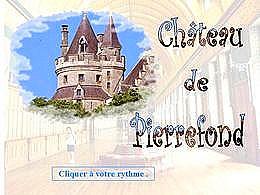 diaporama pps Le château de Pierrefond