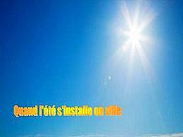 diaporama pps Plaisirs de l'été