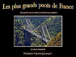 diaporama pps Ponts de France