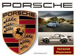 diaporama pps Porsche la légende