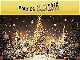 diaporama pps Pour ce Noël 2015