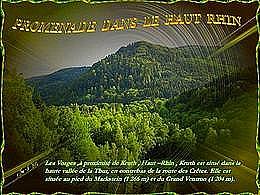 diaporama pps Promenade dans le Haut Rhin
