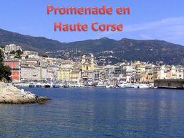 diaporama pps Promenade en Haute Corse