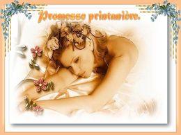 diaporama pps Promesse printanière