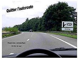 diaporama pps Quitter l'autoroute