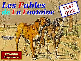diaporama pps Quiz fables de la Fontaine