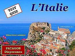 diaporama pps Quiz Italie