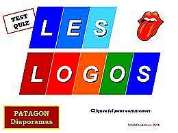 diaporama pps Quiz logos