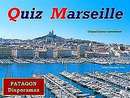 diaporama pps Quiz Marseille