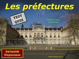 diaporama pps Quiz préfectures
