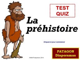 diaporama pps Quiz Préhistoire