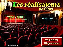 diaporama pps Quiz réalisateurs