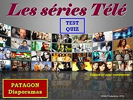 diaporama pps Quiz séries tv
