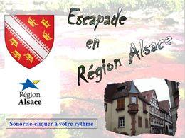 diaporama pps Escapade en région Alsace