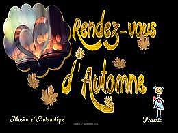 diaporama pps Rendez-vous d'automne