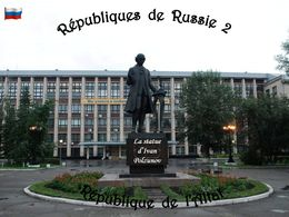 diaporama pps L'Altaï – Républiques de Russie 2