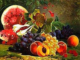 diaporama pps Richesse d'automne – Peinture Eric Wert