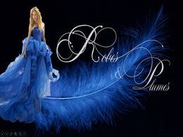 diaporama pps Robes et plumes