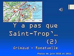 diaporama pps Il n y a pas que Saint-Trop 2