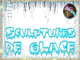 diaporama pps Sculptures de glace