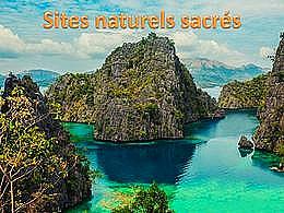 diaporama pps Sites naturels sacrés