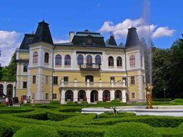 diaporama pps Slovaquie château de Betliar 1