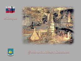 diaporama pps Grotte de la liberté de Demänovská