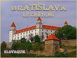 diaporama pps Château de Bratislava en Slovaquie
