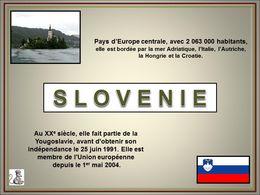 diaporama pps Slovénie – Croatie