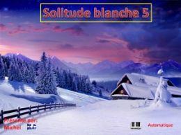 diaporama pps Solitude blanche 5