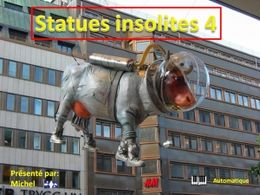 diaporama pps Statues insolites 4